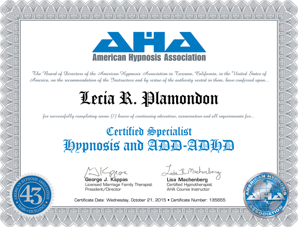 Hypnosis and ADD Certificate.jpg