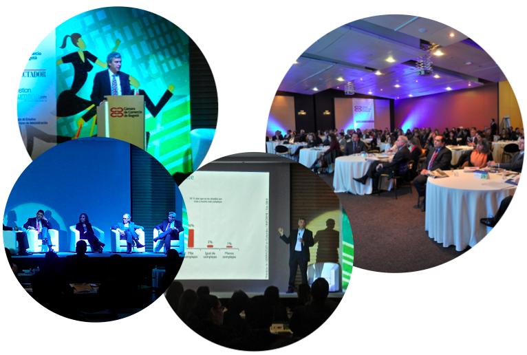 Presentación del informe de la investigación practicas de liderazgo 2014 - Cámara de comercio de bogotá, 19/2/2014
