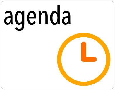 Agenda tí`pica del taller
