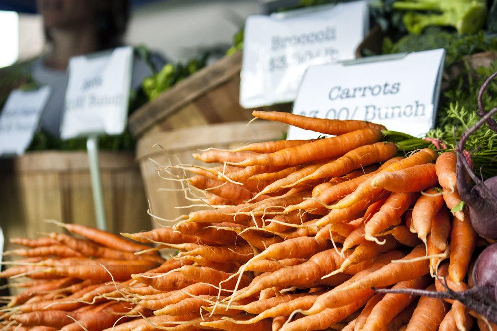 Judy's Carrot Salad -