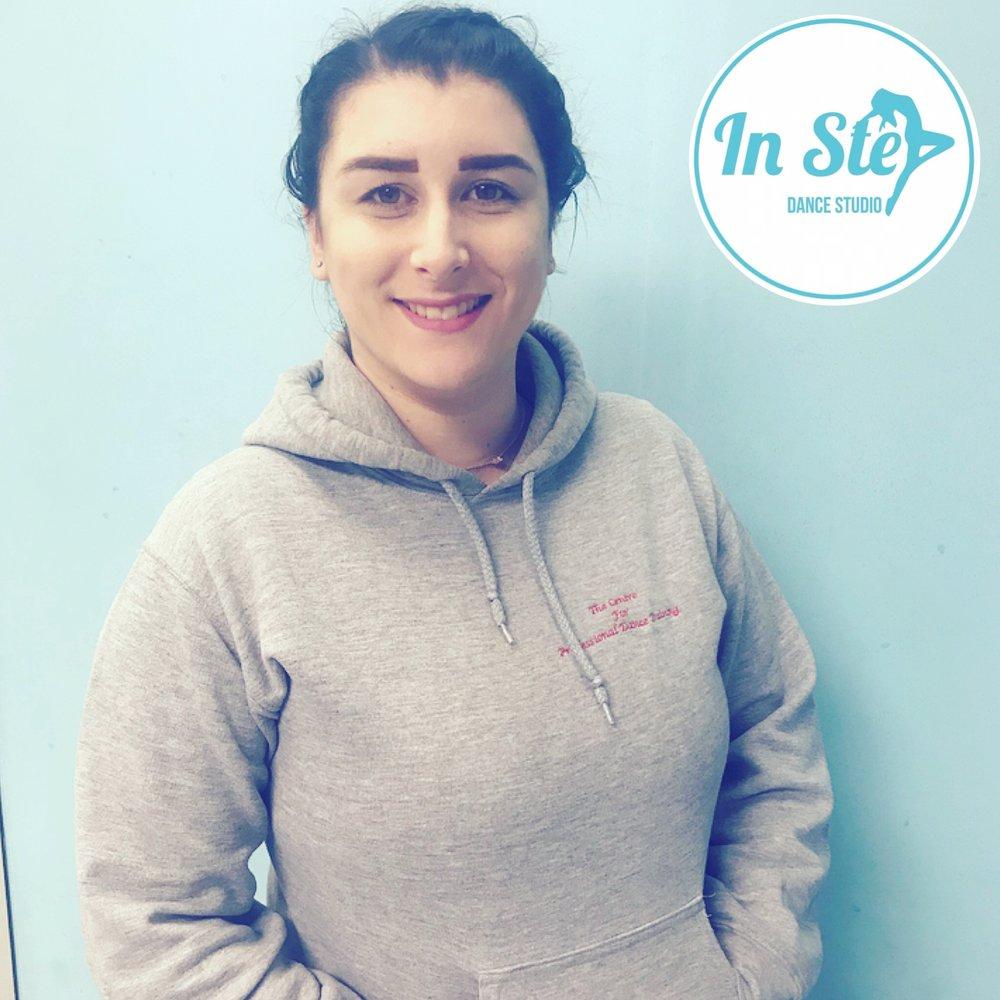 Nicola Jardine - In Step Dance Teacher