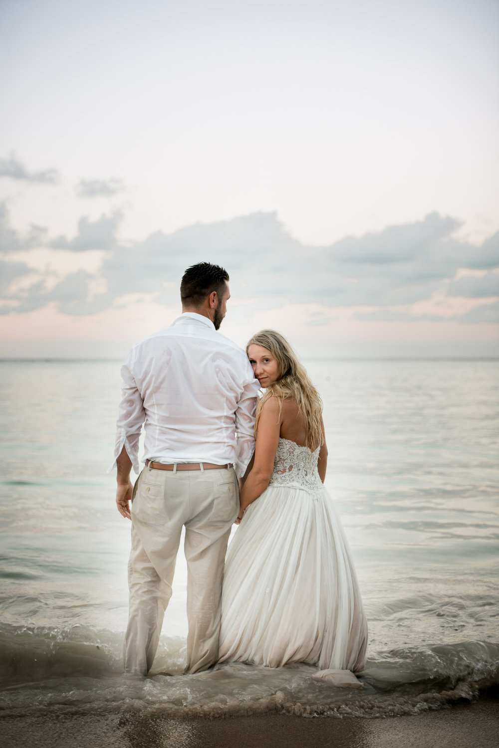 Trash The Dress -