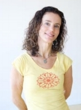 Julie Moffat,  Qigong instructor