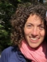 Ariadne Drakonakis-Kambas,  yoga instructor & massage therapist