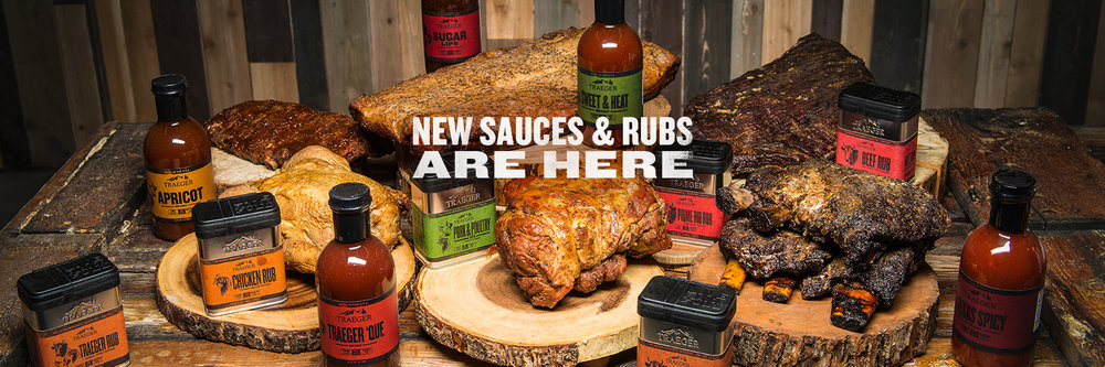 traeger sauces and rubs brooklyn