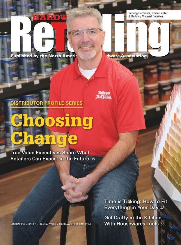 Cover of Hardware Retailing