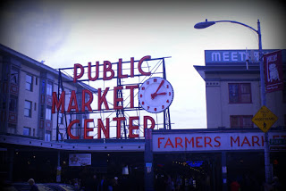 Seattle's iconic Pike Place Market