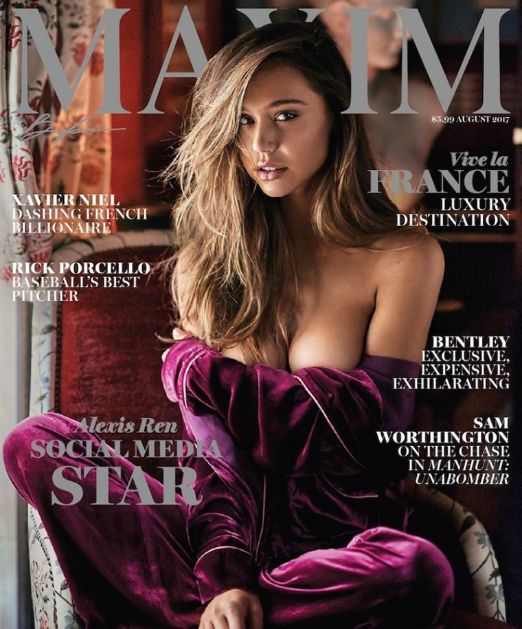 Alexis-Ren-by-Gilles-Bensimon-for-Maxim-August-2017-Cover-760x915.jpg