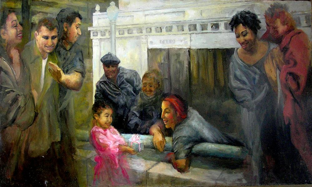 Washington DC exhibit The Gift trinkamarguasimon.jpg