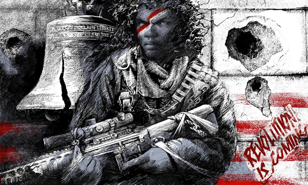 revolution trinkamarguasimon