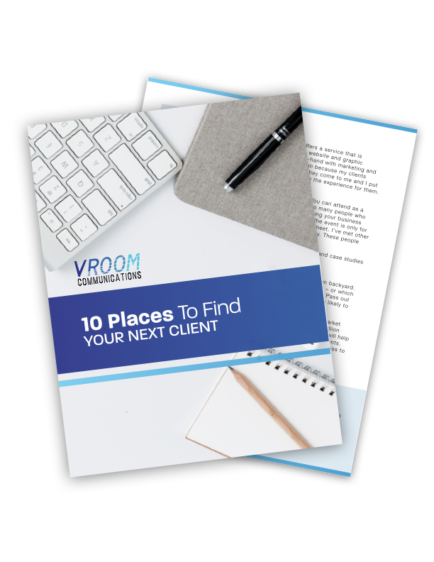 10 Places to Find Your Next Client