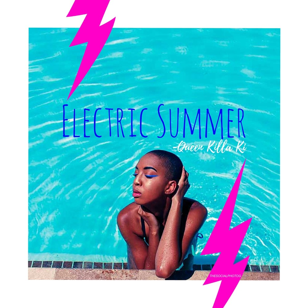 "Ki ""Electric Summer"" Shoot. Chandler, AZ"