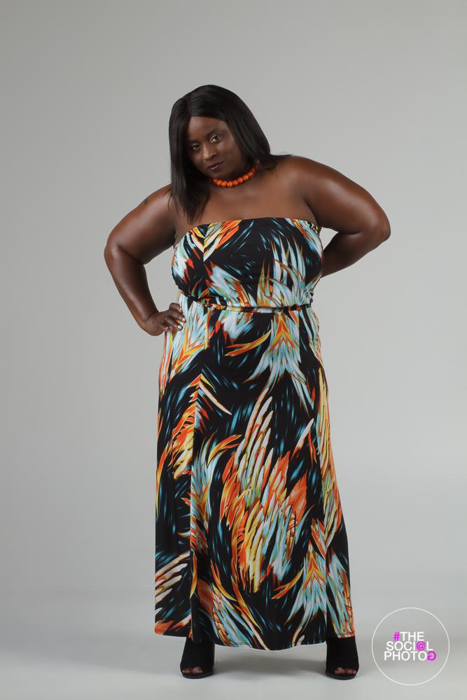 Ms Mesa Plus America 2017: Sabrina Grimes