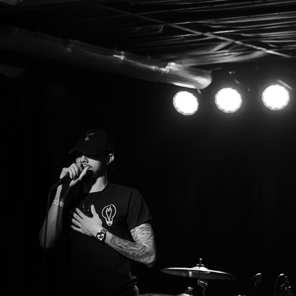 PK Tha Poet at House of Vibes by The Social Photog