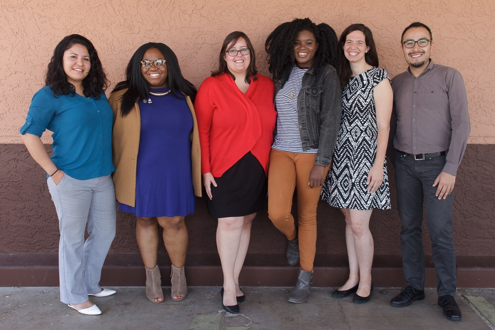 May 2017: Public Allies Arizona Program Managers