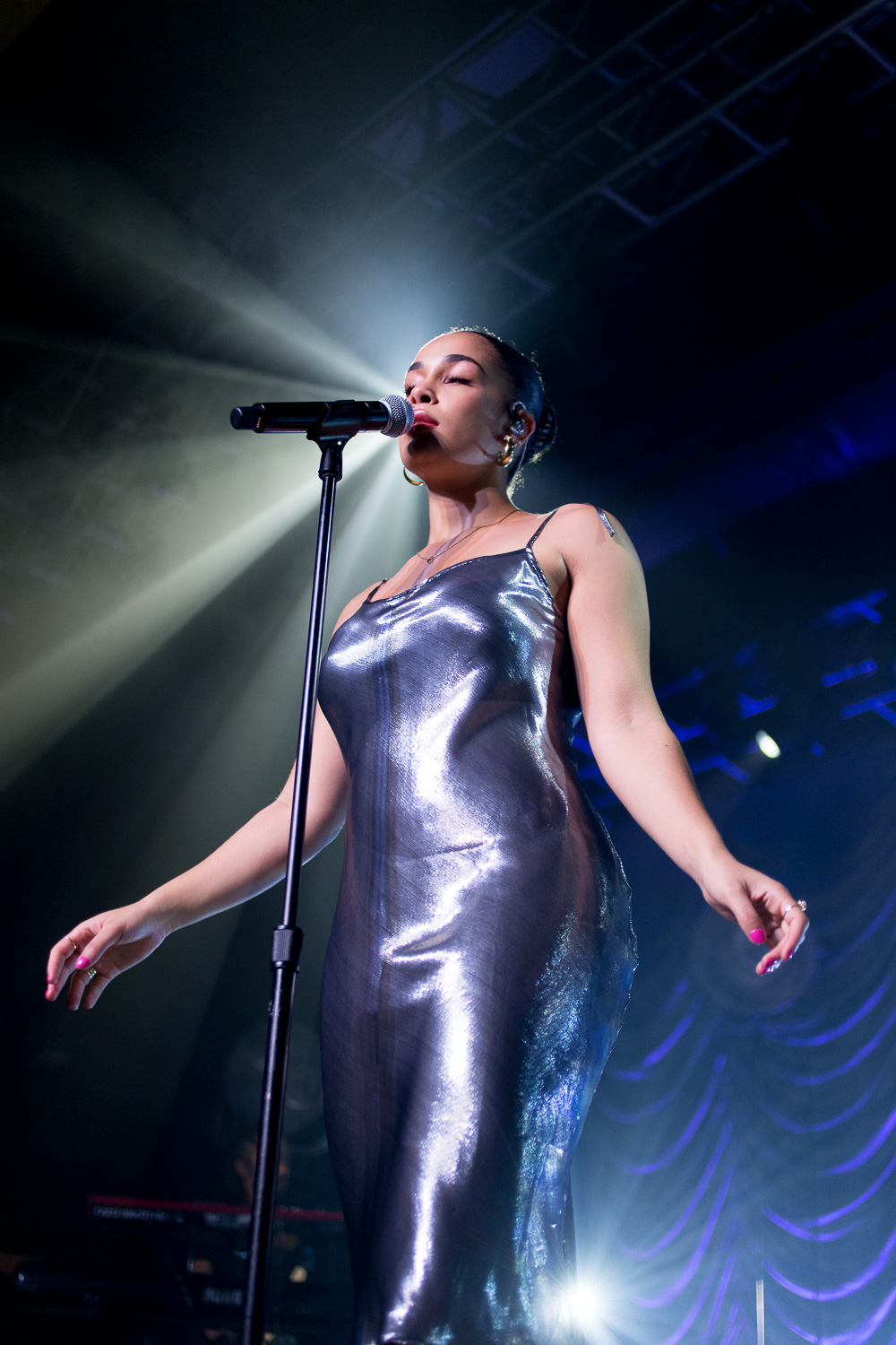 Jorja Smith at The Van Buren. Phoenix, AZ 2018