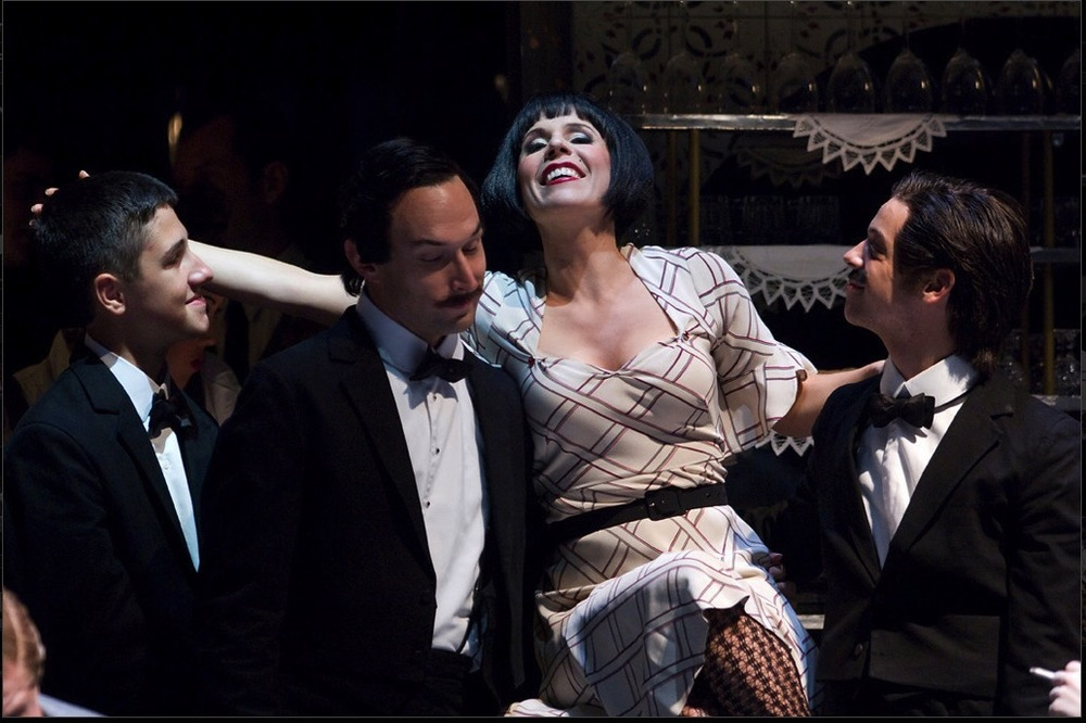 Musetta, La Boheme, Cincinnati opera