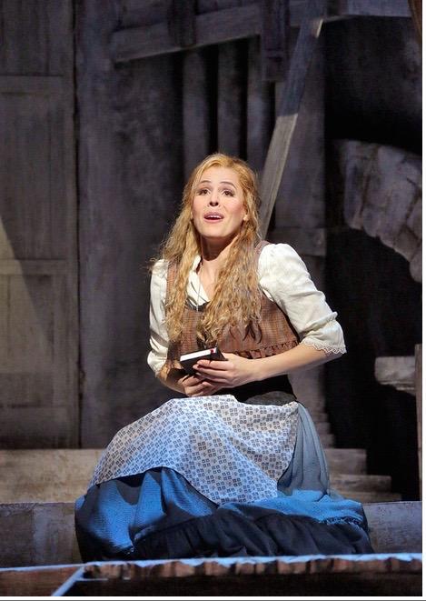 GILDA, Santa Fe Opera, Ken Howard