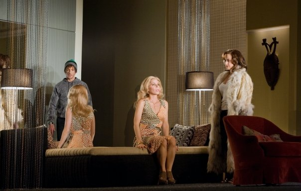 Euridice in Orphee, Portland Opera, photo Cory Weaver