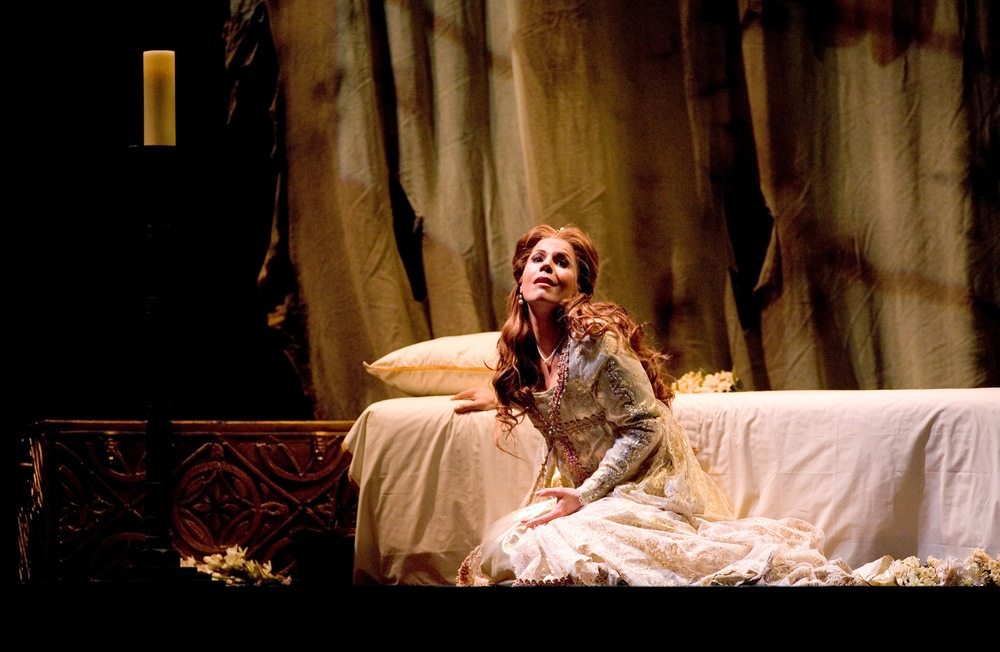 Giulietta, I Capuleti ed i Montechi. Florentine opera