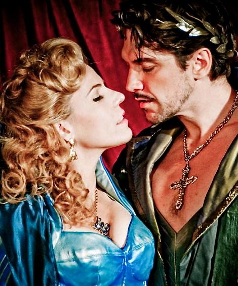 Don Giovanni with Paulo Szot. Dallas opera