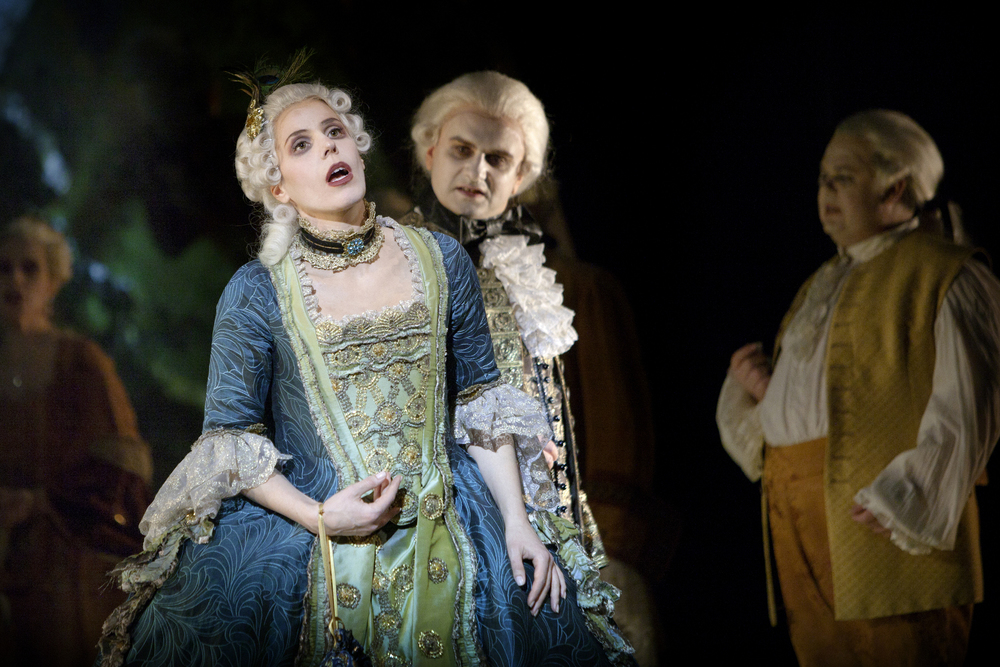 Manon, Malmo opera