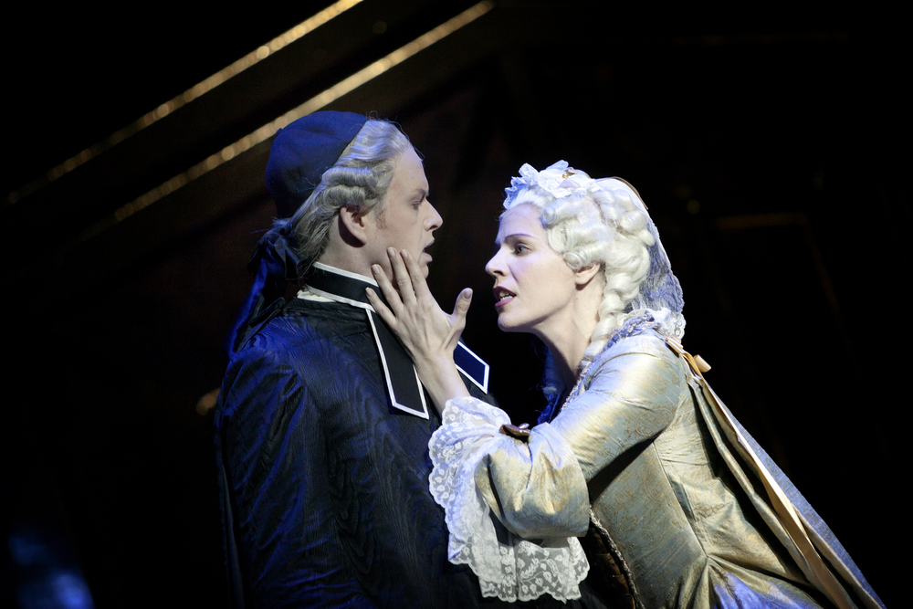 Manon, with Joachim Bäckström at Malmo opera
