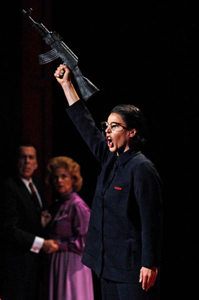 Madame Mao, Nixon in China. Cincinnati opera