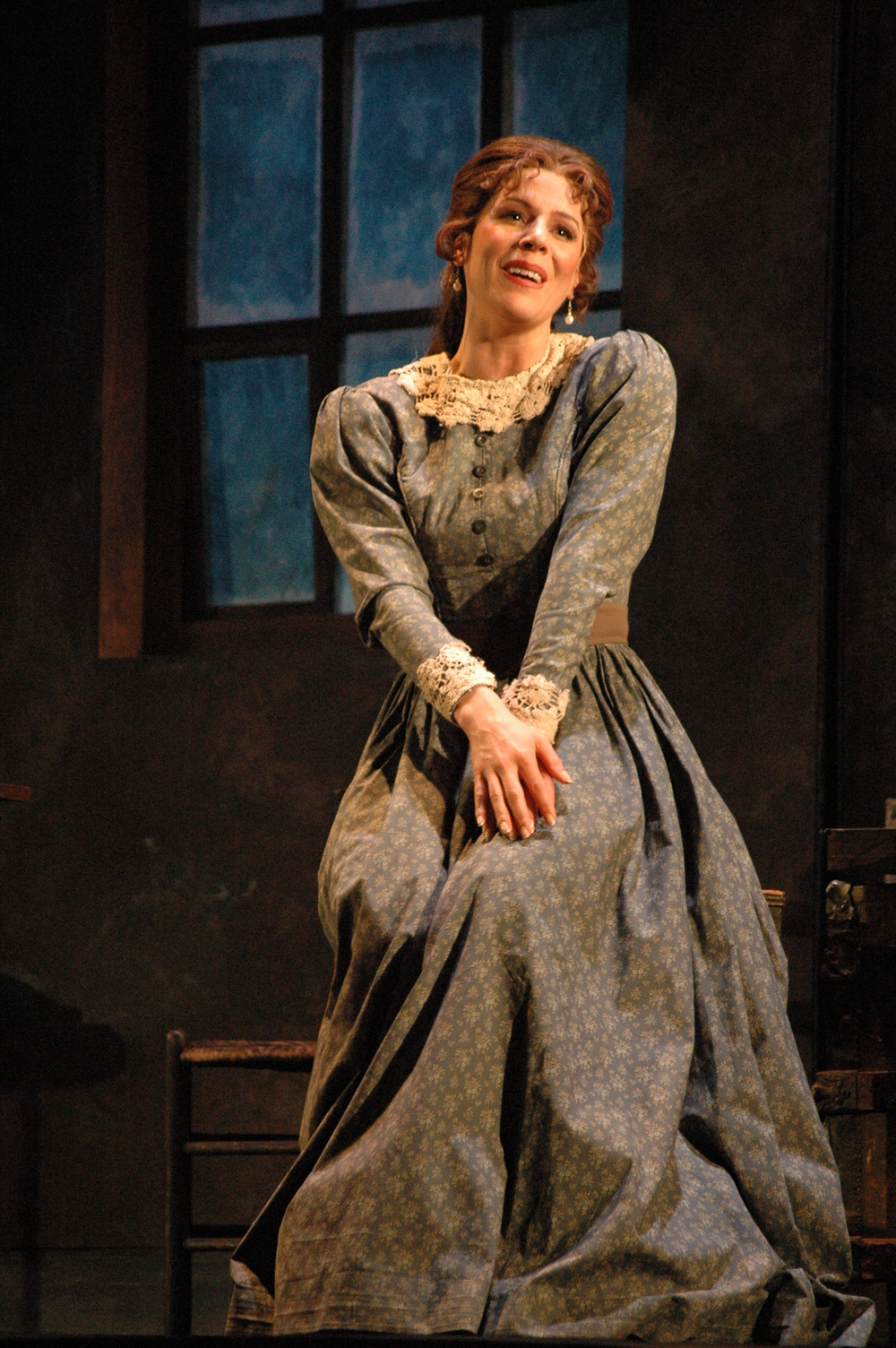 Mimi, La Boheme, New Orleans opera. Photo Janet Wilson