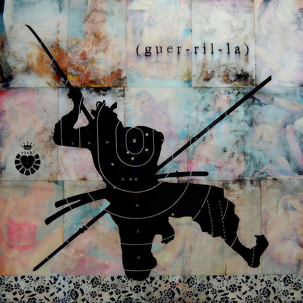 Guerrilla / 30 x 30 / Original Sold