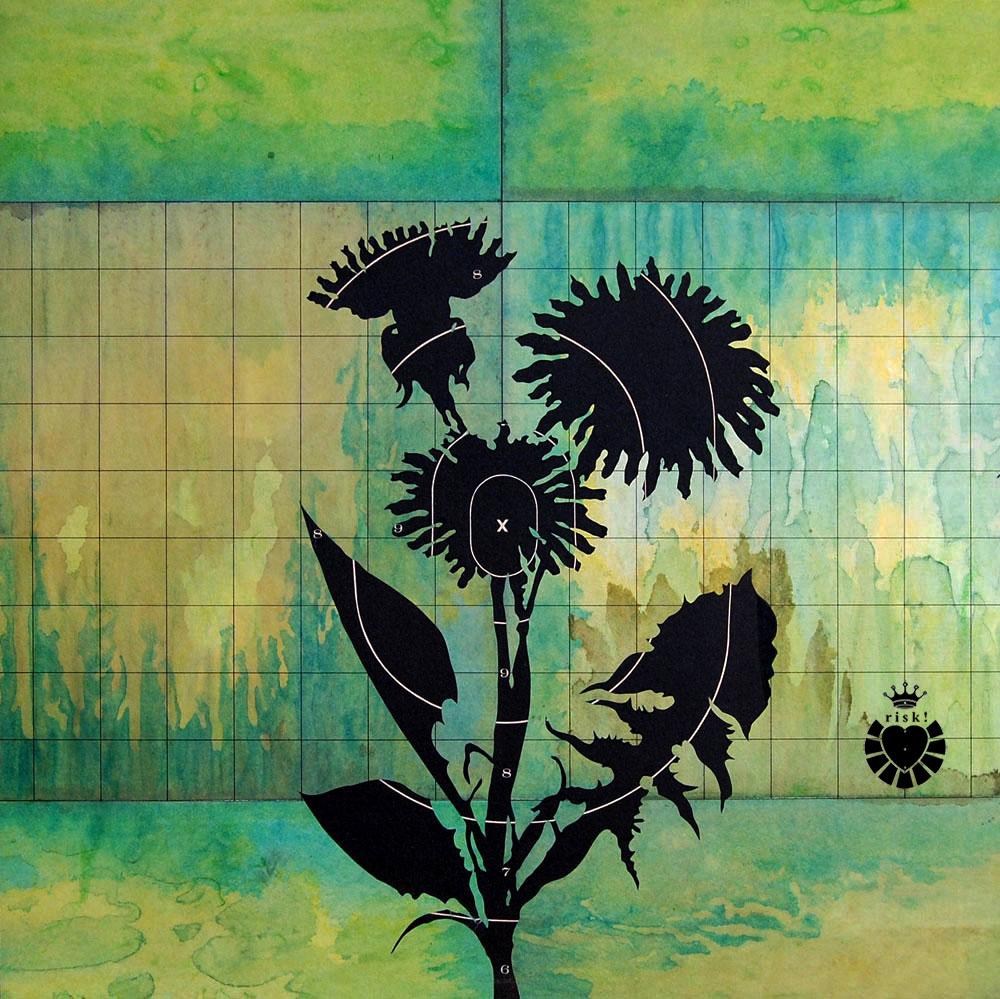 Dandelions / 30 x 30 / Original Sold