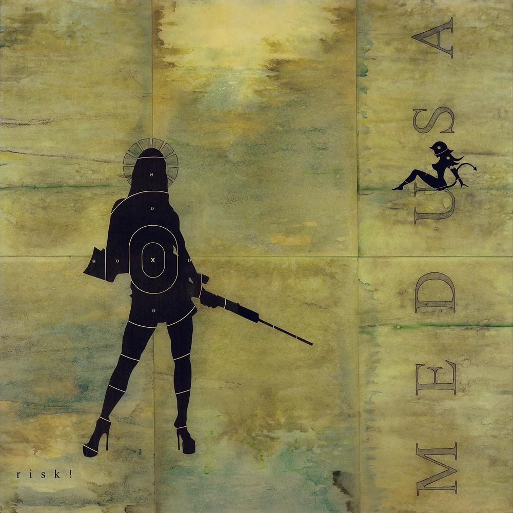 Medusa / 48 x 48 / Original Sold