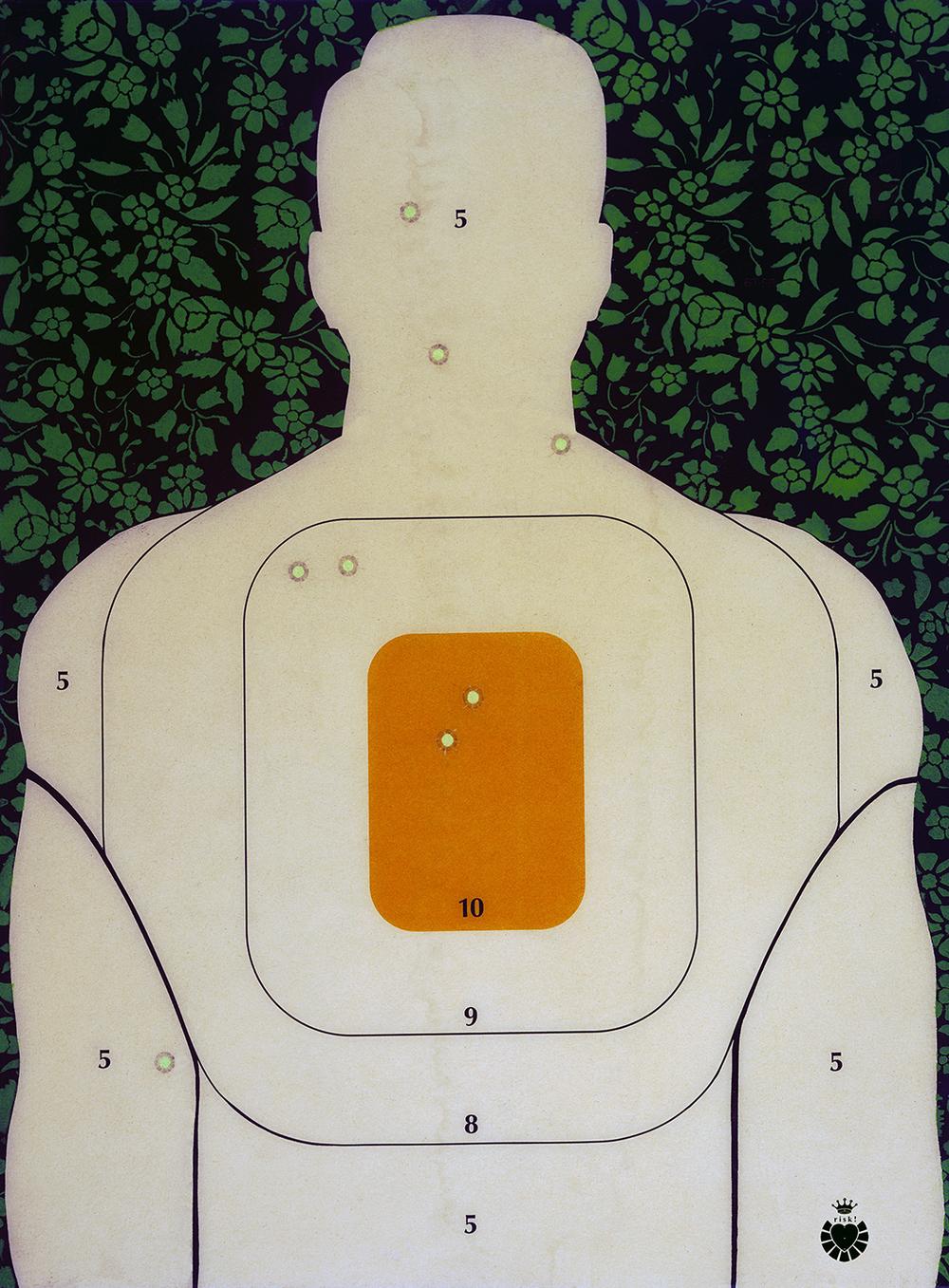 Hank's Training Target / 24 x 18