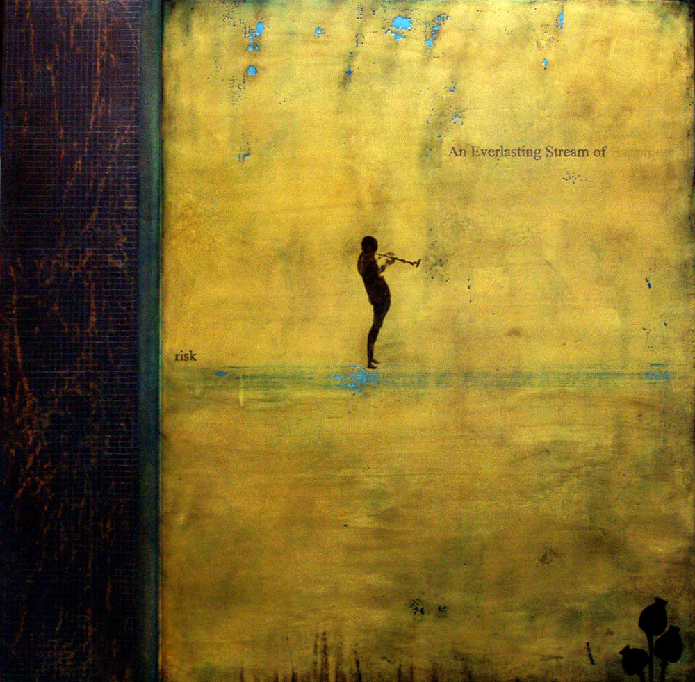 Everlasting / Original / 60 x 60 / Sold