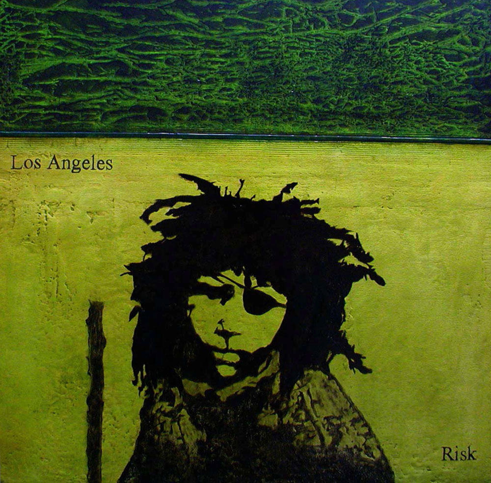 Los Angeles / 48 x 48 / Original / Sold