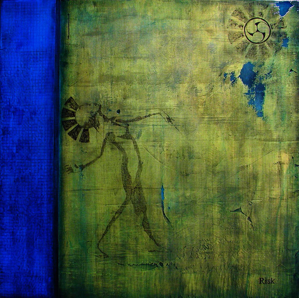 Suntoucher / 48 x 48 / Original