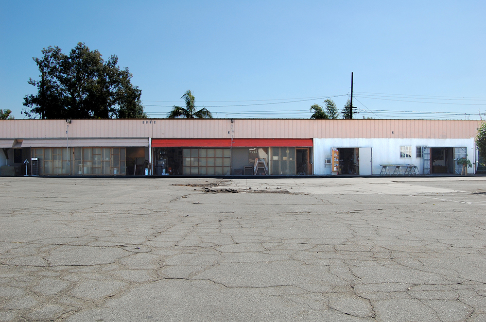 Airport Studio / 3100 Airport Ave. Santa Monica, CA (2002-2008)