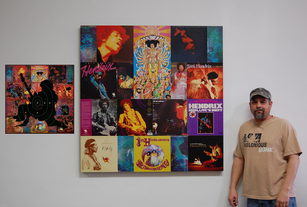 With The Hendrix Albums in Progress