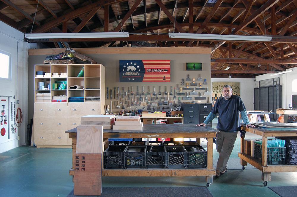 Harbor Studio / Port of Los Angeles / San Pedro, CA