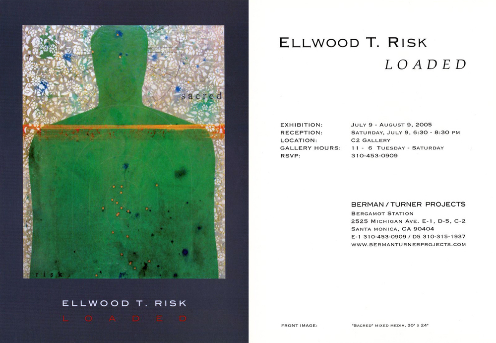 First Solo Exhibition / 2005