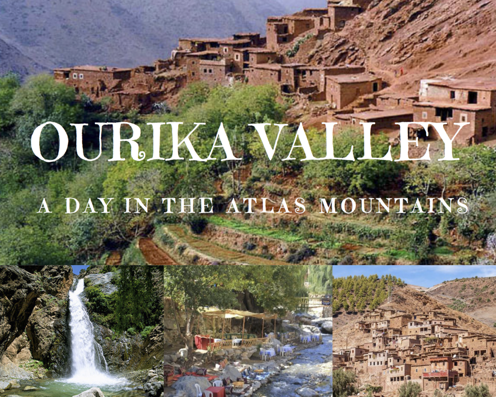 FULL DAY: OURIKA VALLEY