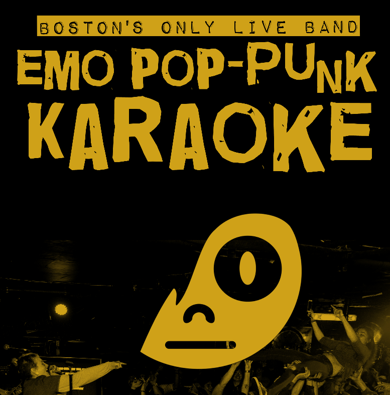 The next Live Band Emo/Pop Punk Karaoke event will take place on August 26th at the Middle East Downstiars in Cambridge, Mass and we will be out there with information on sexual assault prevention and bystander intervention in the scene!