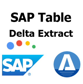SAP Table Delta Extract Made Easy through Dynamic Filters