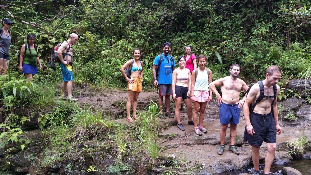 Kauai Retreat 2015