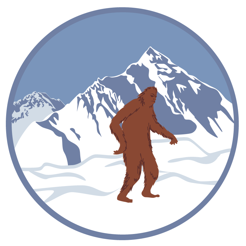 "Yeti are said to haunt the Himalayan mountains of Tibet, and are described as large, hirsute humanoids covered in reddish-brown hair.  The phrase Abominable Snowman is often used in the West to refer to Yeti, based on a mistranslation of the resident Sherpa's name for them, metoh-kangmir, which actually translates as ""man-bear snowman.""  Yeti are similar in appearance to their North American cousin, Bigfoot, and display the same baffling behavior, seemingly capable of appearing and disappearing at will among the Himalaya's snowy peaks.  And also like Bigfoot, they continue to confuse and confound eyewitnesses and cryptozoologists alike."