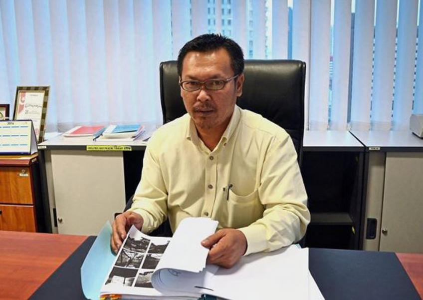 Consumer Claims Tribunal of Johor head Samuel Mut John Brody