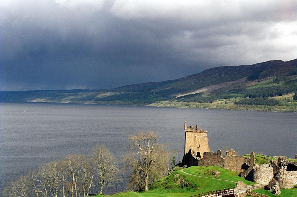 Loch Ness. (Image credit: en.wikipedia.org)