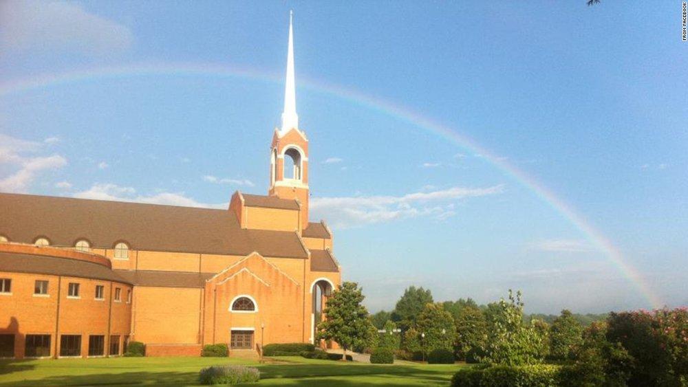 Briarwood Presbyterian Church in Alabama. (Image credit: Wikipedia)