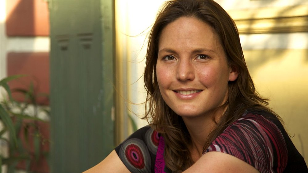 Physicist and oceanographer Dr. Helen Czerski.  (Image credit: BBC)