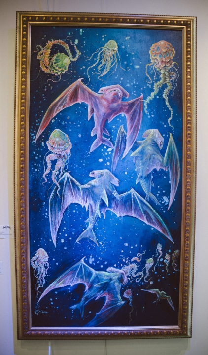 The Jellyfish Hunt , Eli Libson